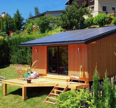 L'énergie solaire pour financer votre projet immobilier | Immobilier | Scoop.it