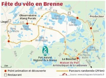Le Parc de Brenne courtise les cyclistes | région Centre et Tourisme | Scoop.it