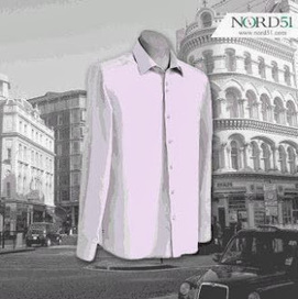 Mens Designer Shirts: Select from a range of slim fir shirts | Nord51 | Scoop.it