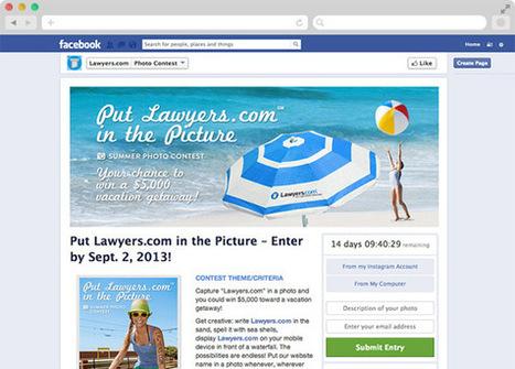 Instagram Contest App | online marketing tools | Scoop.it