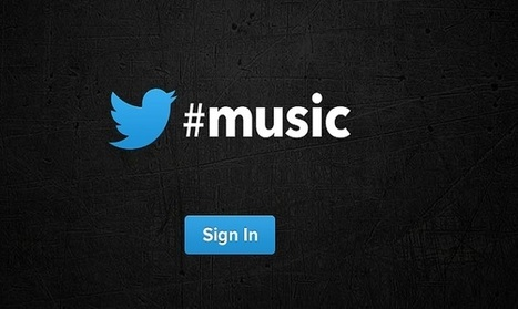 New Twitter music app expected to launch | socialSpice | Scoop.it