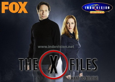 Drama Televisi The X Files Hadir Kembali Di Layar Fox Channel! | Indovision Digital Television | Scoop.it
