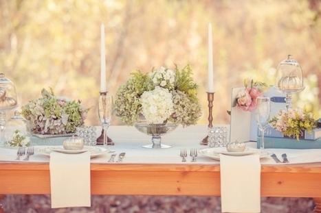 Déco de table comme Cendrillon ! - DIY Déco | Décoration de Mariage, Baptême et déco de table | Scoop.it