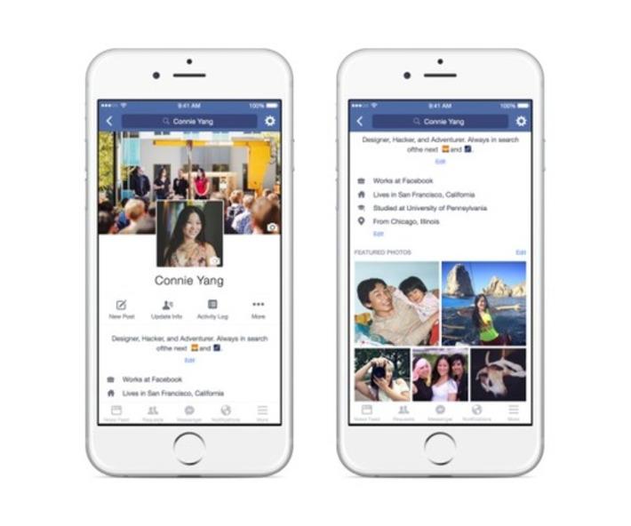 Nouveaux profils Facebook : vidéo de profil, photo temporaire, bio Facebook, nouveau design... - Blog du Modérateur | TIC et TICE mais... en français | Scoop.it