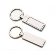 Rectangle Metal Keyring | Rectangle Metal Keyring | Scoop.it