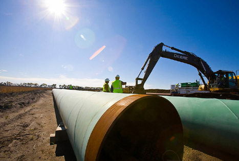 Update: Progress Energy picks TransCanada for $5-billion natural gas pipeline project | Keystone XL: Affairs of State | Scoop.it