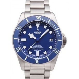 High quality Replica Tudor Pelagos Blue Dial Titanium Strap Mens Watch on line | Best Swiss Replica Watches From China | Scoop.it