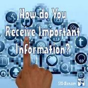 How Do You Receive Important Information and Notifications? | Allround Social Media Marketing | Scoop.it
