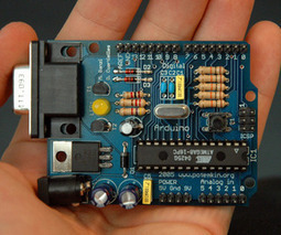 Arduino programmed with an audio file | Arduino Focus | Scoop.it