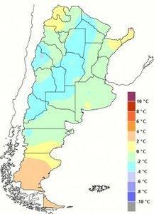 OFICINA DE RIESGO AGROPECUARIO - Monitoreo de Precipitación y Temperatura | Relieve | Scoop.it