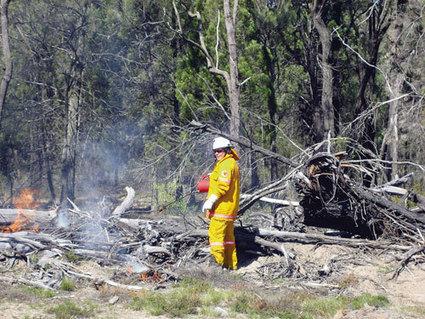 Under fire - Dubbo Photo News | Dubbo Weekender | NPWS fire management | Scoop.it