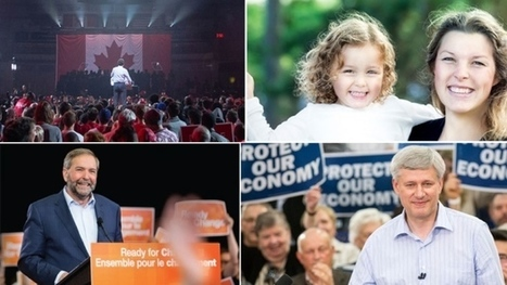 What are the 4 major parties offering Canadians? Read their election platforms | Civics | Scoop.it