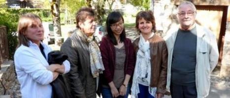 Belcastel. Une étudiante chinoise pour accueillir les touristes | L'info tourisme en Aveyron | Scoop.it