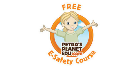 Petra's Planet Share launches free e-safety course! | bee-it | talkprimaryICT | Scoop.it