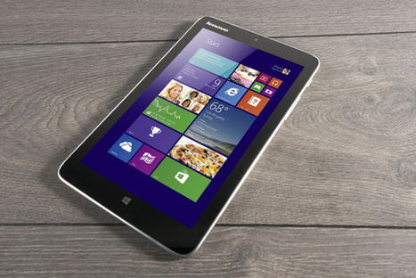 Lenovo says it's still committed to small-screen Windows tablets in the US - PCWorld | informercentral | Scoop.it
