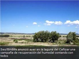 Seo hará una campaña para la recuperación de la laguna pero ... - www.diariodeteruel.es   Marketing Digital   Scoop.it