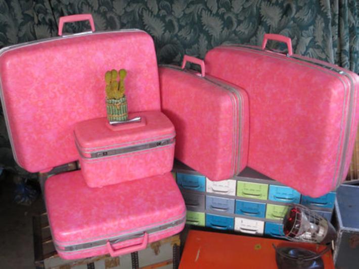 Samsonite Silhouette Luggage   Kitsch   Scoop.it