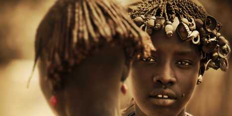 Meet The Ancient Ethiopian Tribes That Could Soon Disappear [PHOTOS]   Archaeology News   Scoop.it