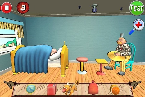Rube Goldberg : Rube Works: The Official Rube Goldberg Invention Game | mrpbps iDevices | Scoop.it