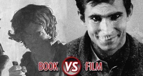 Book vs. Film: 'Psycho' | Gothic Literature | Scoop.it