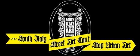SOUTH ITALY STREET ART | street art | Scoop.it