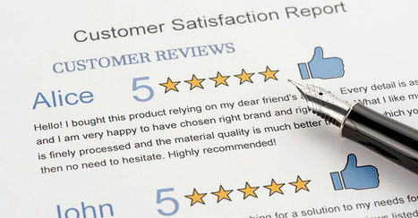 Got the Guts to Post All of Your Customer Reviews? | Customer Service | Scoop.it