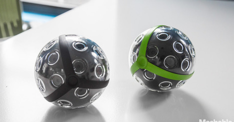 Panono Ball Camera Captures 360° Photo Spheres Instantly | The Periscope Pulse | Scoop.it
