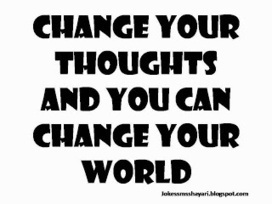 Change your thoughts | Free collection of sms | Scoop.it
