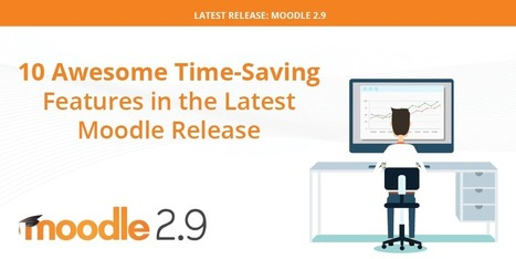 10 Awesome Time-Saving Features in the Latest Moodle Release | mOOdle_ation[s] | Scoop.it