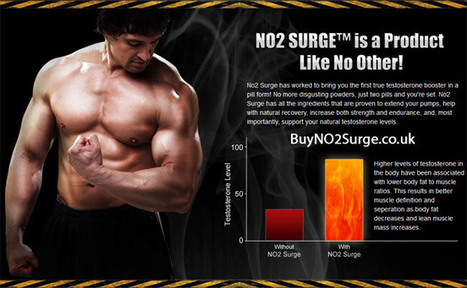 No2 Surge Testosterone Booster Supplement Free Trial UK (Hurry Limited Supply !!) | No2 surge | Scoop.it