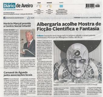 Mostra Bibliográfica de Ficção Científica e Fantasia: Notícia | Paraliteraturas + Pessoa, Borges e Lovecraft | Scoop.it