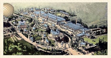 Exposition internationale Roubaix 1911 | Geomatic | Scoop.it