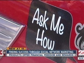 People struggling to find work, turning to social network marketing - KERO-TV 23 | social work | Scoop.it