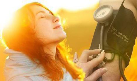 Health news: Vitamin D benefits cuts blood pressure and get it from ... | HealthConnect | Scoop.it