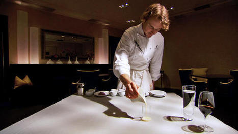 Lessons In Creating Surprise From Pioneering Chef Grant Achatz | FoodFighters | Scoop.it