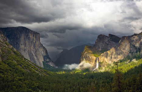 Yosemite National Park, Closed on its 123rd Birthday | Best of Photojournalism | Scoop.it
