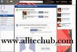 Change Facebook Theme, Color & Appearance - Alltechub | AllTechub | Scoop.it