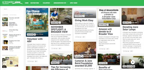 """Volunteer Abroad News, tips, reviews, videos, programs 