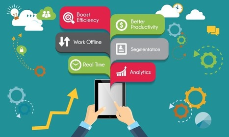 Why Businesses Should Go For Mobile CRM To Acquire Better Benefits   SugarCRM Plugins   Scoop.it