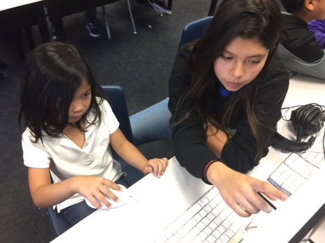 Students discover the power of coding   Educational Technology News   Scoop.it