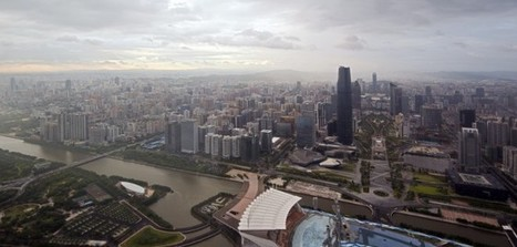Asia's Megacities to Become Mega-Mega Cities - Asia Sentinel | Urban geography | Scoop.it