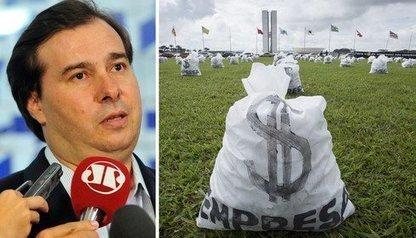 Rodrigo Maia pensa na direção correta | EVS NOTÍCIAS... | Scoop.it