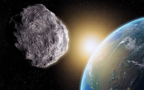 Mountain-sized asteroid is heading towards Earth, says scientist | Vloasis sci-tech | Scoop.it