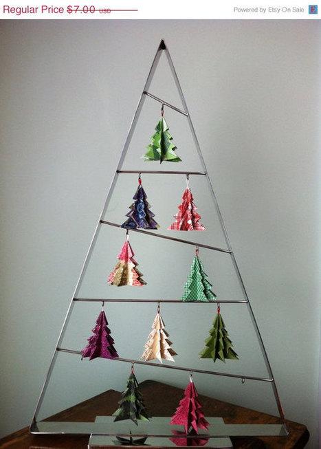 christmas ideas: beautiful ornaments | make handmade, crochet, craft | Advent and Christmas | Scoop.it