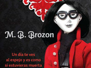M. B. Brozon presenta su novela ''Dead doll'' :: El Informador | libros | Scoop.it