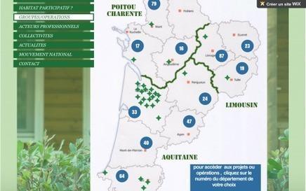 Ha-pa, vitrine pour l'habitat participatif en Aquitaine   Innovation sociale   Scoop.it