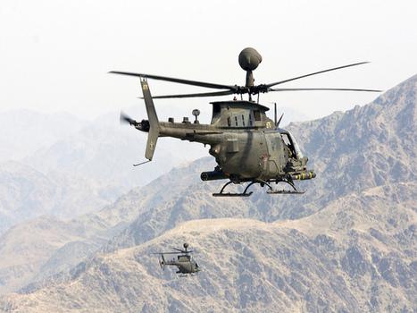 Des OH-58D pour la Croatie | DEFENSE NEWS | Scoop.it