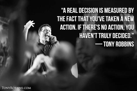 4 NLP Lessons From Anthony Robbins | life transformation | Scoop.it