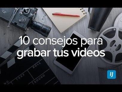 10 trucos para hablar frente a una cámara (vídeo+presentación) #marketing | About MOOC´s | Scoop.it