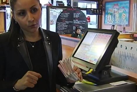 VIDEO. Tickets restaurant : adieu le papier, bonjour la carte avec Moneo Resto   Moneo Resto 1ère carte Titres-Restaurant   Scoop.it